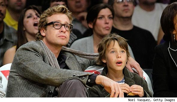 Simon Baker Father's Day