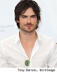 Ian Somerhalder 'Shaken' By Hollywood's Lack of Oil Spill Help