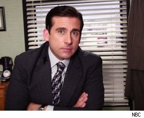 The Office, Michael J. Scott, Steve Carell