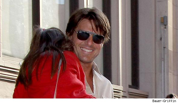 Tom Cruise Father's Day