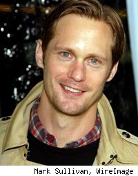 Alexander Skarsgård of 'True Blood': 'I Love to Be Naked'