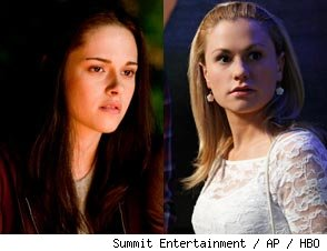 'Twilight' and 'True Blood' Fans Face Off