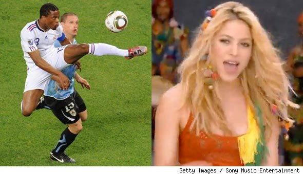 World Cup Celebrities