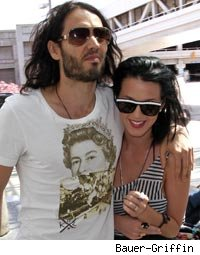 Russell Brand & Katy Perry