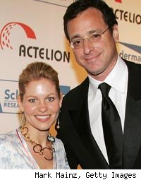 Bob Saget and Candace Cameron