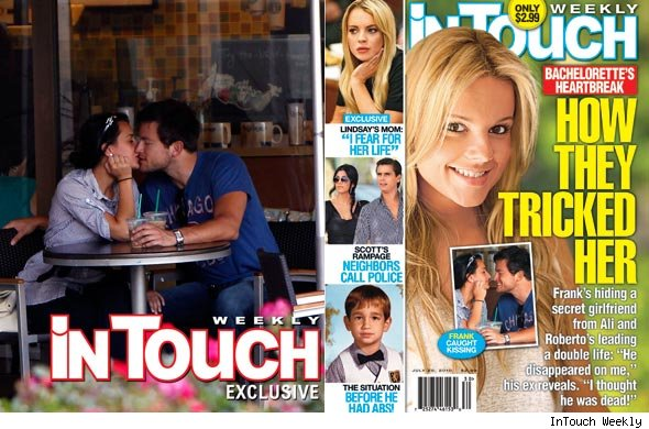 Ali Fedotowsky InTouch Weekly Cover