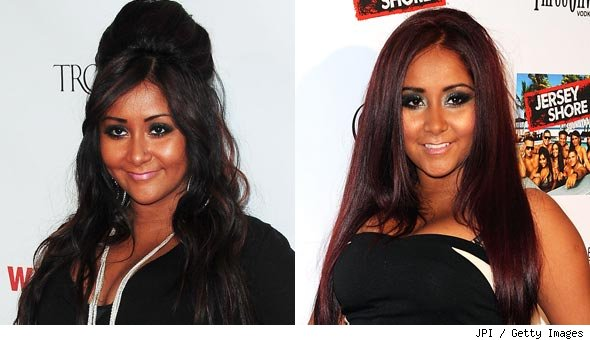 jersey shore snooki. #39;Jersey Shore#39; Snooki Ditches