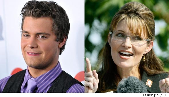Levi Johnston & Sarah Palin