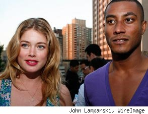 Doutzen Kroes & Sunnery James
