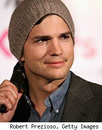 Ashton Kutcher Wants F-Word in New Film's Title