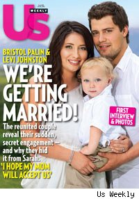 Bristol Palin Getting Married ... To Levi Johnston!