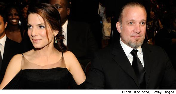 jesse james and sandra bullock