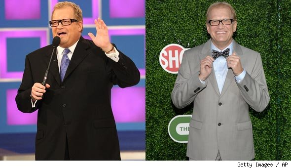 Drew Carey Shows Off Dramatic Weight Loss