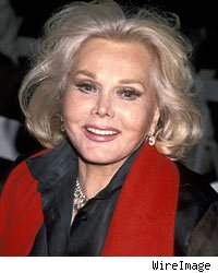 Zsa Zsa Gabor Critical Condition