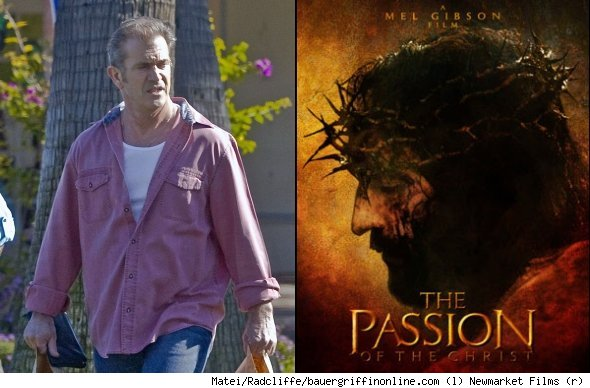 Mel Gibson and 'The Passion of the Christ'