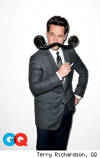 Paul Rudd GQ Comedy Issue