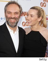 Kate Winslet and Sam Mendes