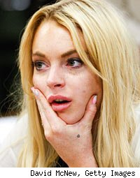 Inmates Warn Lindsay Lohan About Prison Dangers