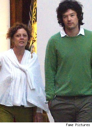 Susan Sarandon Spotted in Italy With Non-Boyfriend Jonathan Bricklin