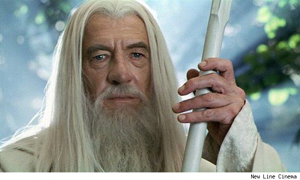 The Hobbit, Ian McKellen, Gandalf
