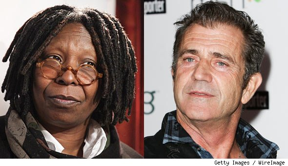 Whoopi Goldberg: 'Mel Gibson Is Not a Racist'