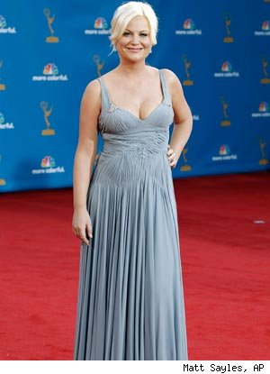 Amy Poehler at 2010 Emmy Awards