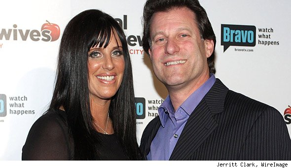 Patti Stanger & Andy Friedman