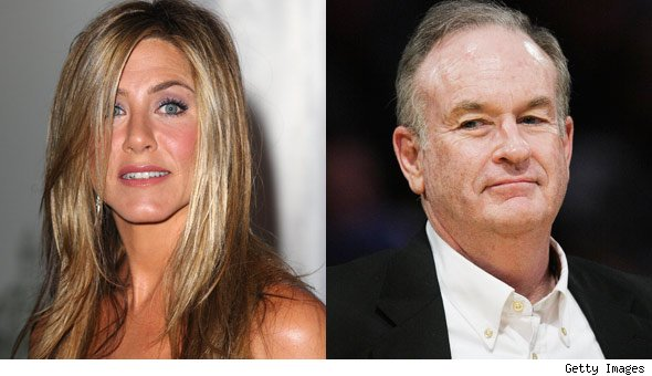 Jennifer Aniston & Bill O'Reilly