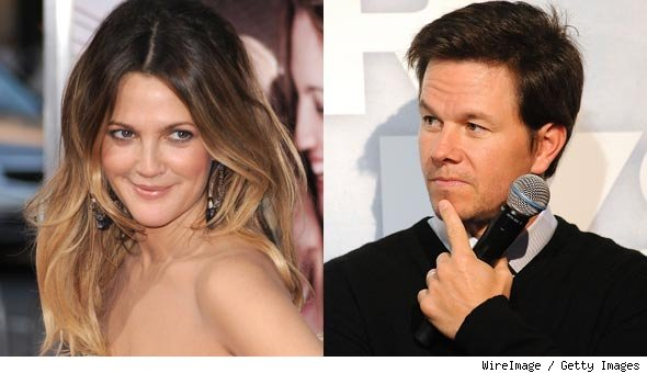 Drew Barrymore & Mark Wahlberg