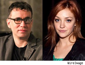 Report: Newly Divorced Star Fred Armisen Dating Young 'SNL' Costar