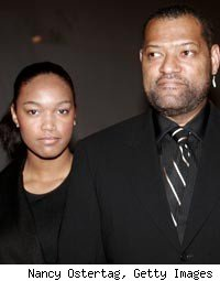 Laurence Fishburne's Daughter on Porn Film: 'I Hope He'll Be Proud'