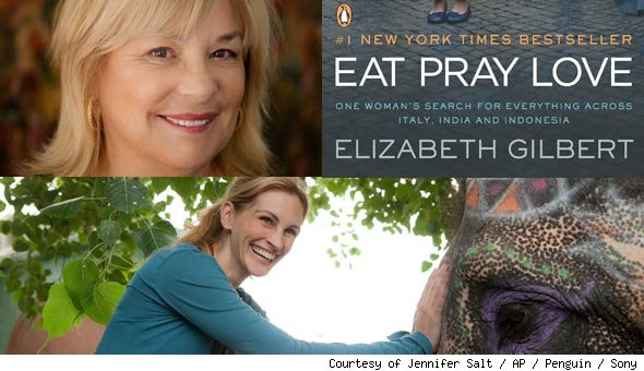 'Eat Pray Love' Screenwriter Jennifer Salt Talks Adapting for Julia Roberts and Hollywood