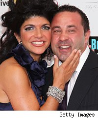 Teresa Giudice and her husband Joe