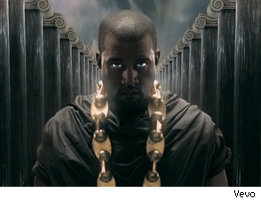 Kanye West: 'Power' Music Video Premiere