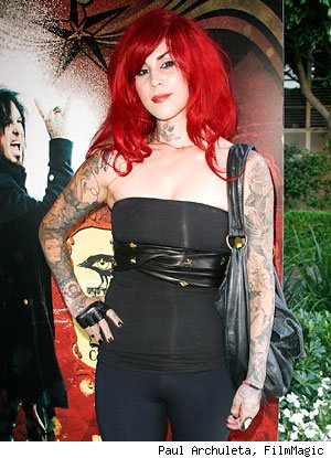 Check Out Kat Von D's Hot Makeup Line Yes Kat Von D confirmed that she's