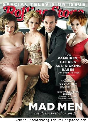 Mad Men Rolling Stone