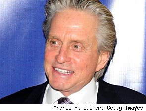 Tumor Discovered in Michael Douglas' Throat