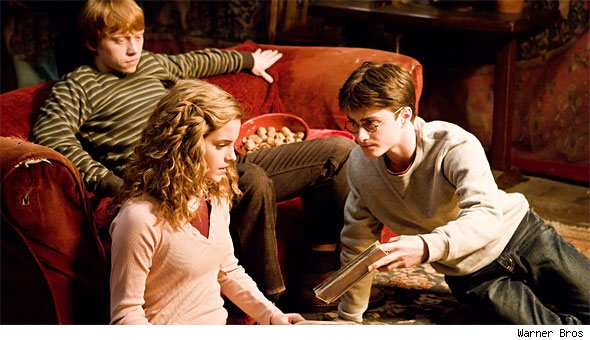 See Nine New 'Harry Potter and the Deathly Hallows' Photos