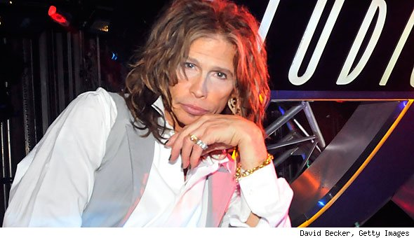 Steven Tyler Tells Friend He's an 'American Idol' Judge
