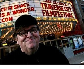 Michael Moore, Traverse City Film Festival