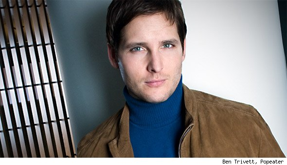 See a Live Video Chat With Peter Facinelli at 8PM