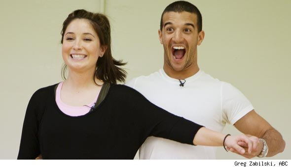 Bristol Palin and her 'Dancing With the Stars' partner Mark Ballas