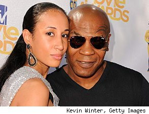 Mike Tyson's Eighth Child on the Way