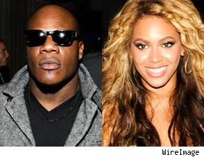 Sean Garrett and Beyonce