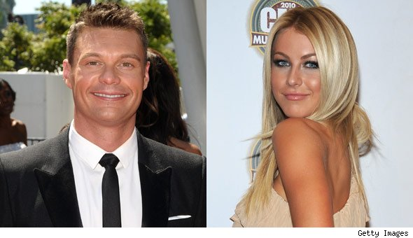 Cupid's Pulse, celebrity couples, dating advice, Ryan Seacrest, Julianne Hough, engagement, rumors