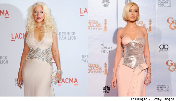 christina aguilera weight gain pics. Christina Aguilera sported