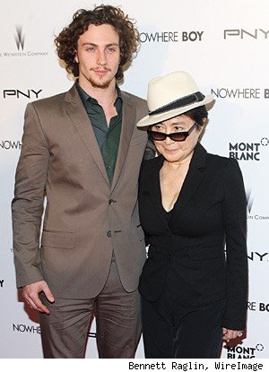 Video: Yoko Approves of Lennon Biopic 'Nowhere Boy'