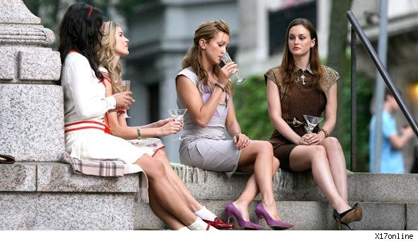 Plenty of Readers Know a Real Life 'Gossip Girl'