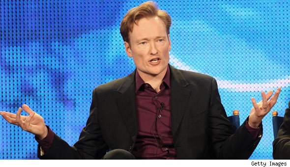 And the Name of Conan O'Brien's New TBS Show Is...