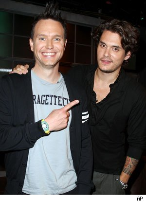 mark hoppus and john mayer